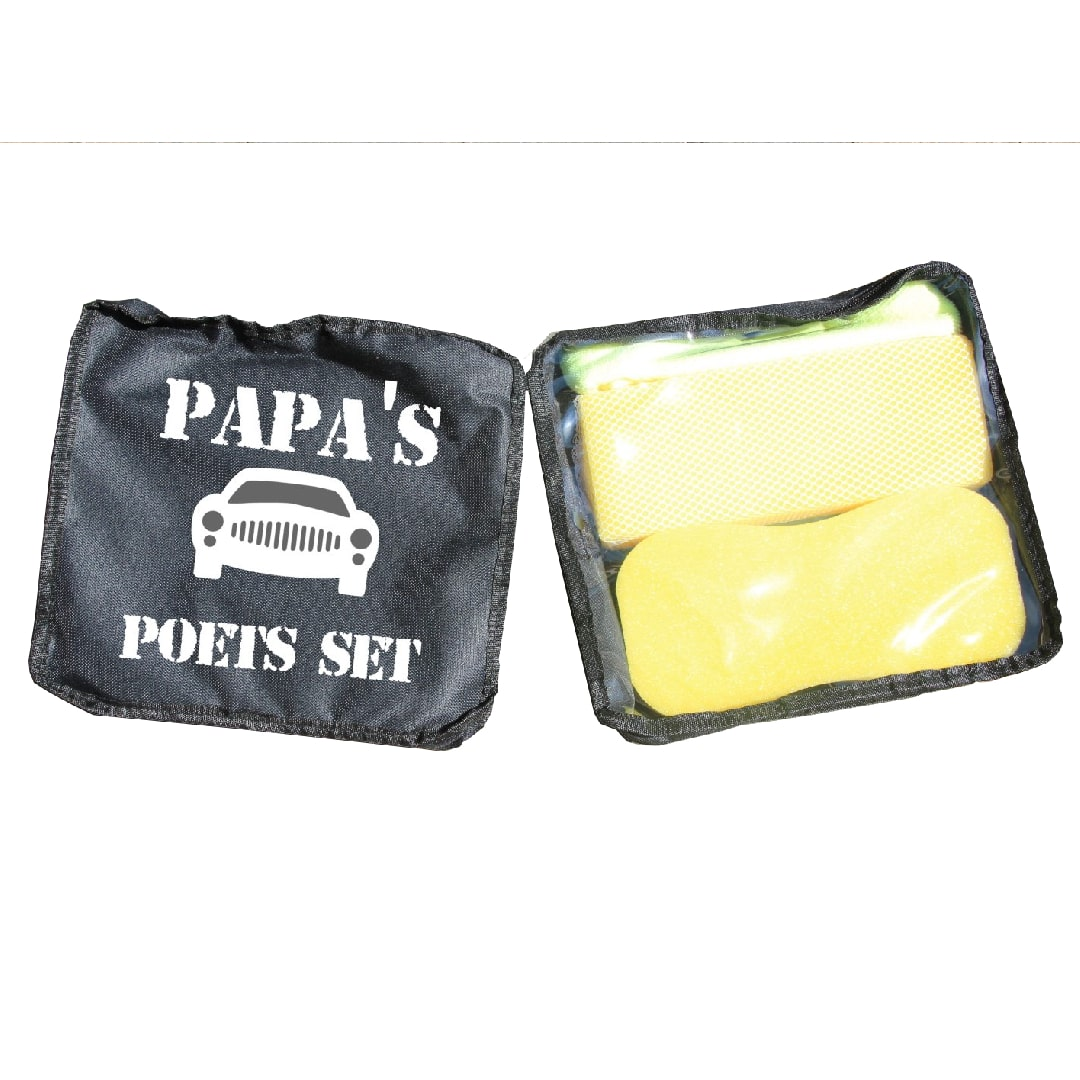 Papas Opas Poets Set Auto Was Set