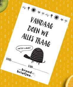 brood briefjes