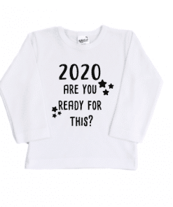 Shirt - 2020 Are you ready for this? - Nieuwjaar
