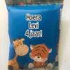 Jungle - Traktatie zakje - Chips zakje - Gepersonaliseerde schooltraktaties - Traktatie met naam - Lego traktatie - Trakteren op school