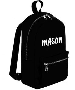 School rug tas - BRUSH NAAM - Gepersonaliseerd