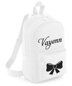 School rug tas - strik - Gepersonaliseerd