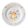 Kinderbord - Restaurant Opa & Oma - Kinderservies met naam - Gepersonaliseerd kinderbeker - Kinderbeker met naam - Kraam cadeau - Cadeau opa en oma