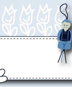 Cadeausticker - Meisje - Jongen - Opa&Oma Wil jij een leuke sticker op de verzendverpakking met jullie namen er op? Dan kan dat nu