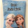 Frozen - Traktatie zakje - Chips zakje - Gepersonaliseerde schooltraktaties - Traktatie met naam - Lego traktatie - Trakteren op school