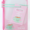 Kadoset | voor de liefste juf - Teariffic Ideas - Einde school jaar cadeau - Cadeau schooljaar - Juffen dag cadeau - Cadeau voor de juf - Cadeau meester