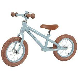 Little dutch loop fiets blauw - Gepersonaliseerd met naam