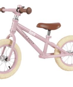 Little dutch loop fiets Roze - Gepersonaliseerd met naam - Gepersonaliseerde speelgoed auto - Loop auto met naam - Kraam cadeau - Geboorte cadeau