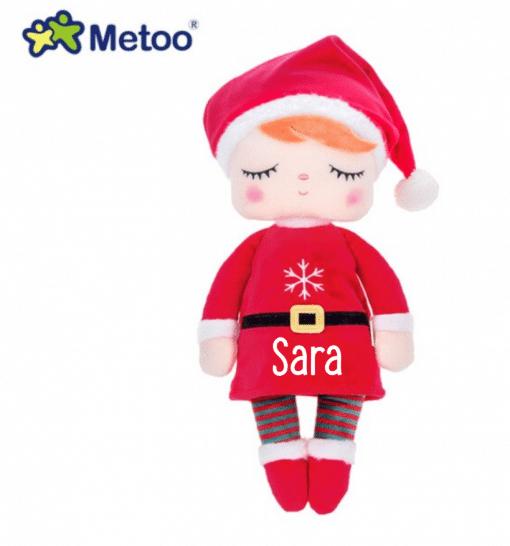 Metoo pop - Christmas pop - met naam - Gepersonaliseerd cadeau - Naam cadeau - Kraam cadeau - Geboorte cadeau