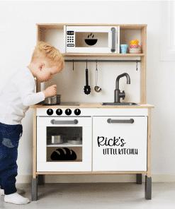 Ikea keuken sticker, Ikea duktig keuken, Keukensticker, pimp je ikeasticker