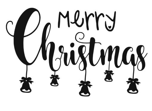 Raamsticker - Merry Christmas |Merry Christmas | Raamsticker| raamsticker kerstballen| Kerst decoratie| Bella Kids