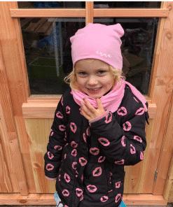 Kind Muts + Sjaal| Gepersonaliseerd